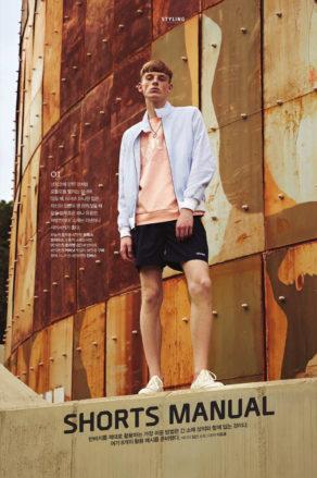 Danya F – Luel Magazine, Seoul