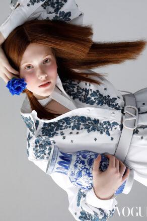 Katya Si – Vogue Hong Kong